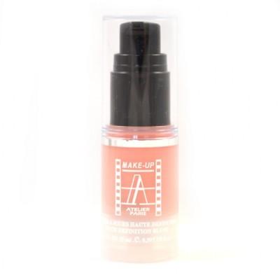 Румяна-флюид Make-Up Atelier Paris HD AIRBR1 Бежево-розовый: фото