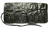 Чехол для кистей MAKE-UP-SECRET на 18 шт. на завязках: фото