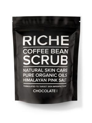 Кофейный скраб для тела Шоколад Riche 250гр: фото