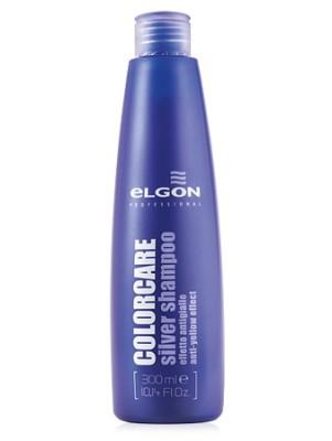 ELGON Шампунь с серебристым оттенком COLOR CARE Silver Shampoo, 300 мл: фото