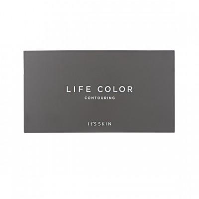 Палетка цветных консилеров It's Skin Life Color, универсальная, 2г*6,: фото