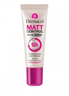 База под макияж Dermacol Matt control make-up base: фото