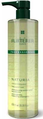 Сверхделикатный шампунь для частого применения Naturia Rene Furterer Salon 600 мл: фото