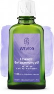 Расслабляющее масло с лавандой 100 мл WELEDA: фото