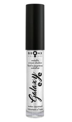 Кремовые тени с эффектом металлик Bronx Colors Metallic Cream Eyeshadow Milky Way MCE01: фото