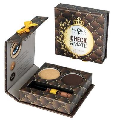 Набор для макияжа Bronx Colors Pocket Set CHECK & MATE: фото