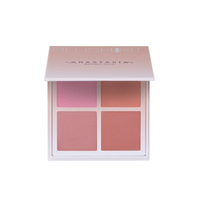 Палетка румян Anastasia Beverly Hills BLUSH KITS - RADIANT: фото
