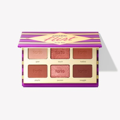 Палетка теней Tarte tartelette™ flirt eyeshadow palette: фото