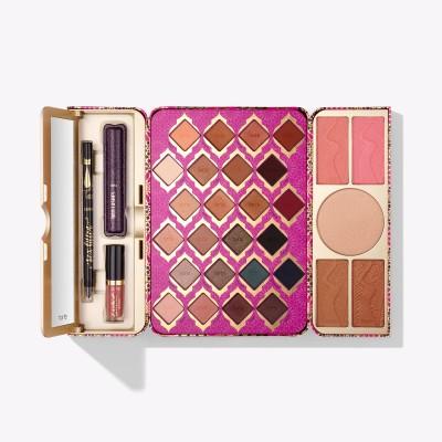 Набор для макияжа глаз Tarte limited-edition treasure box collector's set: фото