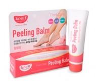 Бальзам для кожи ступней с эффектом пилинга KOELF Foot care peeling balm 40мл: фото