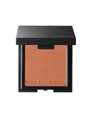 Румяна ZOEVA LUXE COLOR BLUSH BURNING UP: фото
