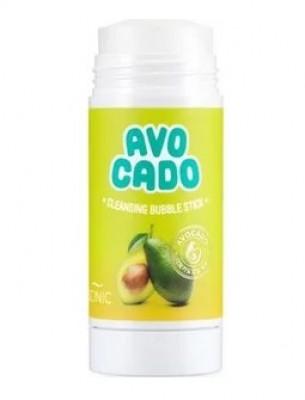 Стик для снятия макияжа SCINIC Avocado Cleansing Bubble Stick 55г: фото