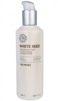 Тонер осветляющий THE FACE SHOP White Seed Brightening Toner: фото