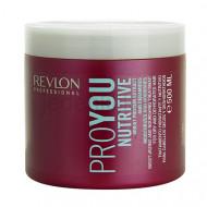 Маска увлажняющая и питательная Revlon Professional Pro You Nutritive Treatment 500мл: фото