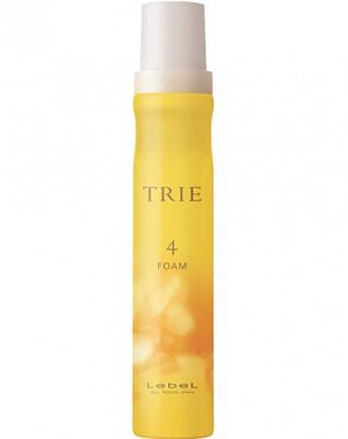 Пена для укладки волос Lebel TRIE FOAM 4 200мл: фото