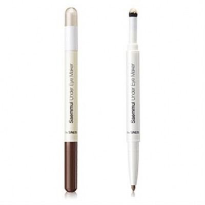 Карандаш для глаз THE SAEM Saemmul Under Eye Marker 05 glam ivory 0,2гр*0,5гр: фото