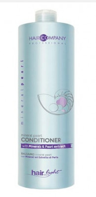 Бальзам с минералами и экстрактом жемчуга Hair Company HAIR LIGHT MINERAL PEARL Conditioner 1000мл: фото