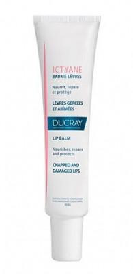 Бальзам для губ восстанавливающий Ducray Kelyane Balm 15мл: фото