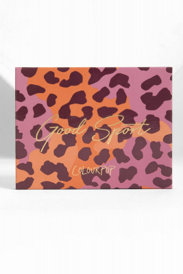 Палетка теней ColourPop Good Sport Pressed Powder Shadow Palette: фото