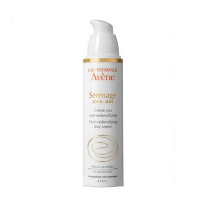Крем дневной от морщин для зрелой кожи Avene Serenage 40 мл: фото