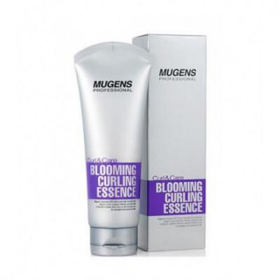 Эссенция для вьющихся волос Welcos Mugens Blooming Curling Essence 150гр: фото