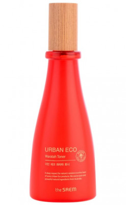 Тонер с экстрактом телопеи THE SAEM Urban Eco Waratah Toner 180мл: фото
