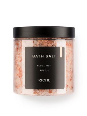 Соль для ванн Голубая ромашка + Нероли: фото