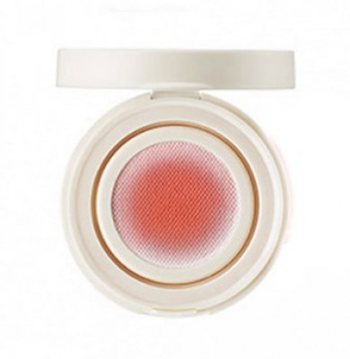 Кремовые румяна THE SAEM ECO SOUL Bounce Cream Blusher 01 Peach Dew 6г: фото