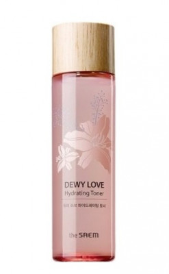Тонер увлажняющий THE SAEM Dewy Love Hydrating Toner 150мл: фото