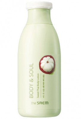 Лосьон для тела THE SAEM Body&Soul Sweet Thai Body Lotion 300мл: фото