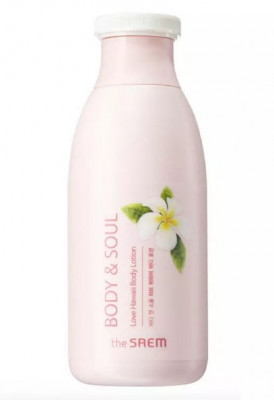 Лосьон для тела THE SAEM Body&Soul Love Hawaii Body Lotion 300мл: фото