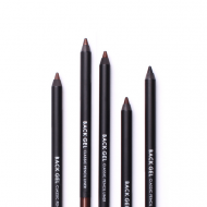 Карандаш для глаз Tony Moly Backgel Classic Pencil Liner 03 Dust Brown: фото