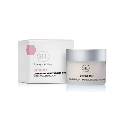 Крем ночной Holy Land VITALISE Overnight Moisturizer Cream 50мл: фото