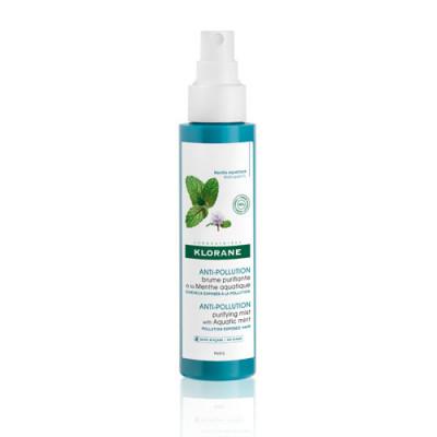 Дымка освежающая для волос с экстрактом водной мяты Klorane Aquatic Mint 100 мл: фото