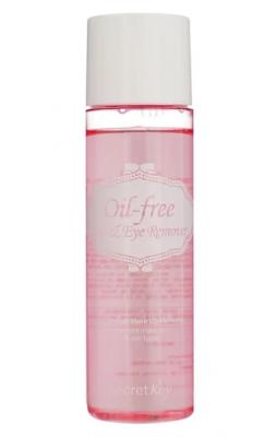 Средство для снятия макияжа SECRET KEY Oil-Free Lip & Eye Remover 100мл: фото