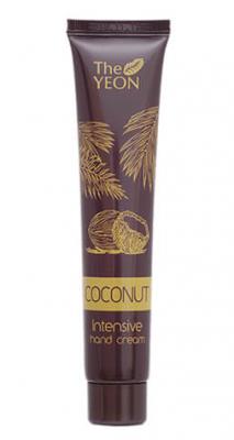 Крем для рук с кокосовым маслом TheYEON Coconut Intensive Hand Cream 50мл: фото