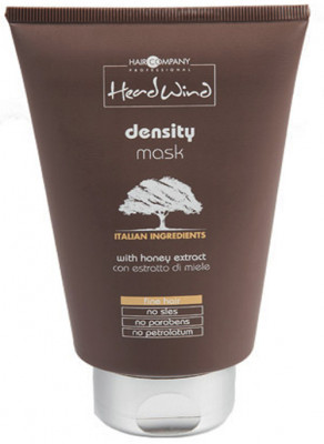 Маска для объема Hair Company HEAD WIND DENSITY MASK 200мл: фото
