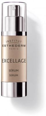 Сыворотка для лица, шеи и декольте флакон Institut Esthederm Excellage serum 30 мл: фото