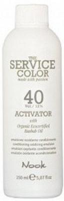 Активатор NOOK Service color ACTIVATOR 40 vol /12% 150 мл: фото