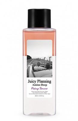 Средство для снятия макияжа для жирной кожи A'PIEU Juicy Planning Amino Deep Makeup Remover 200мл: фото