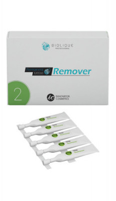 Состав #2 BIOLIQUE PROFESSIONAL Permanent Tattoo Remover 2-Step: фото